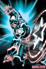 Tron - Marvel Covers