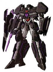 Aresenal Robot Mode