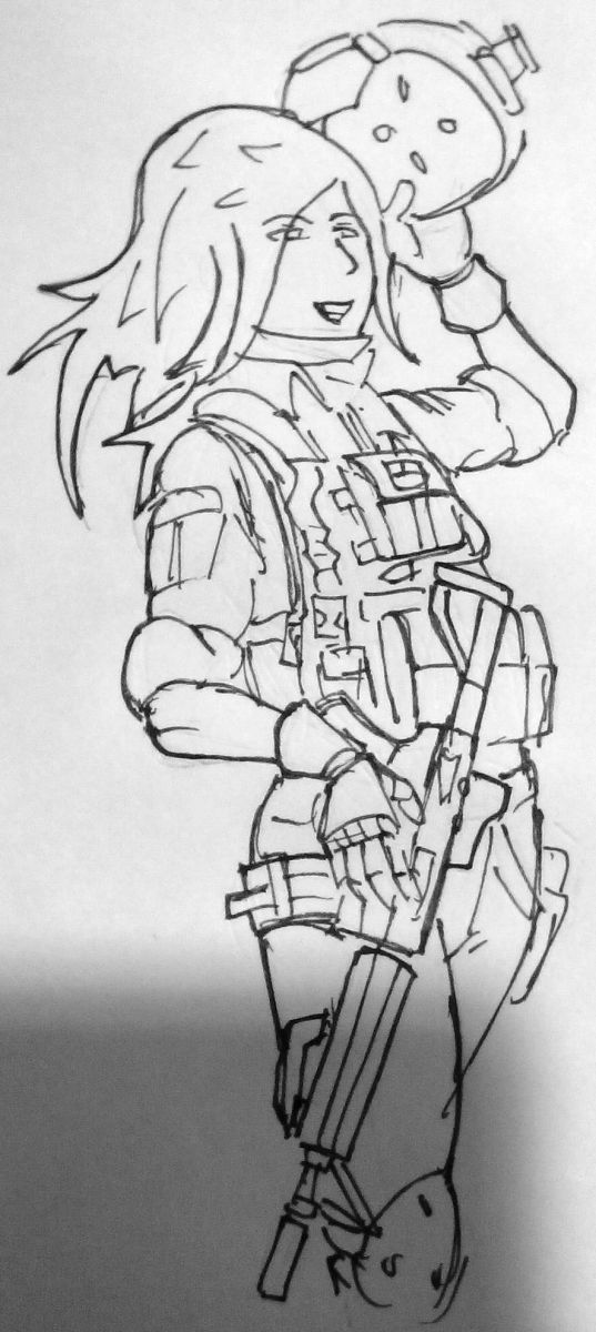 Mary in Tactical