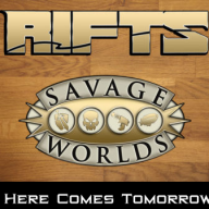 Savage RIFTS: Here Comes Tomorrow