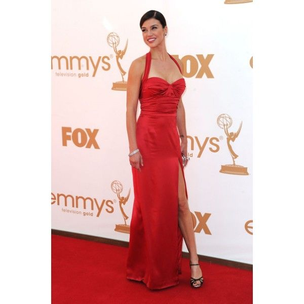 Adrianne Palicki Red Halter Prom Dress 2011 Primetime Creative Arts Emmy Awards Red Carpet 2-600x600.jpg